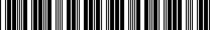 Barcode for DRG013613