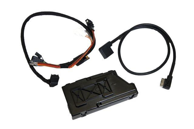 Diagram Media Digital Interface (MDI) Retrofit Kit (5N0057342B) for your Volkswagen Jetta GLI