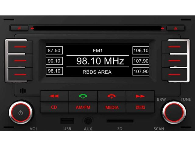 Diagram RMT 100+ MP3 Bluetooth Radio (1JM035157AT) for your Volkswagen Jetta GLI